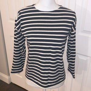 Saint James Breton Guildo Unisex Boat Neck Shirt